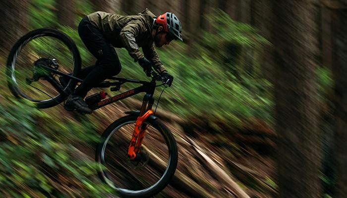 Rocky Mountain enduro-pyörät
